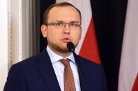 Szymon Chuptyś, rzecznik prasowy ministerstwa infrastruktury