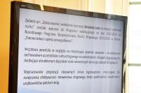 """Zadanie pn. """"Opracowanie i wdrożenie koncepcji """"korytarzy życia"""" na drogach szybkiego ruchu"""" znalazło się w Programie realizacyjnym na lata 2018-2019 do Narodowego Programu Bezpieczeństwa Ruchu Drogowego 2013-2020."""