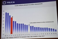 """Konferencja """"Bezpieczeństwo pieszych w ruchu drogowym"""", Warszawa, 23.3.2018"""
