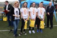 """Wręczenie dyplomów finalistom konkursu """"5 ZŁOTYCH MINUT"""", Warszawa-Praga, 18.5.2018 r."""