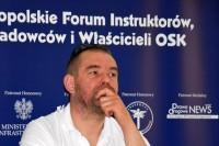"""Tomasz Kulik, instruktor nauki jazdy i techniki jazdy (Warszawa, Motocyklowa Szkoła Jazdy """"KULIKOWISKO"""")"""