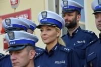 """""""Pamiętajmy – dla każdego jest miejsce na drodze!"""" Warszawa, 25.5.2018, briefing prasowy KGP"""