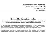 Stanowisko PSITJ ws. kursów doszkalających brd (28.5.2018) str. 1