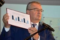 - Wzrost liczby osób powyżej 60. roku życia w naszym społeczeństwie ma wpływ także na bezpieczeństwo ruchu drogowego - mówił minister Andrzej Adamczyk