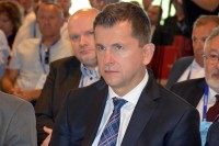 Artur Zasada, poseł, członek parlamentarnej Komisji Infrastruktury