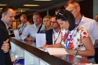 Recepcja uczestników Kongresu Instruktorów i Wykładowców Nauki Jazdy 2018