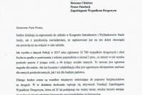 Minister Elżbieta Rafalska skierowała list do uczestników Kongresu