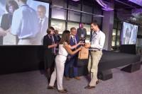 Wręczenie nagród zwycięzcom konkursu kongresowego