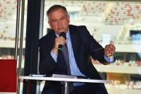 Bogdan Oleksiak, dyrektor Departamentu Transportu Drogowego Ministerstwa Infrastruktury (Warszawa, 8.6.2018)