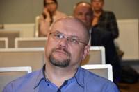 Grzegorz Wysopal, reprezentujący Małopolskiej Wojewódzkiej Rady Bezpieczeństwa Ruchu Drogowego