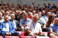 Uczestnicy Kongresu Instruktorów i Wykładowców Nauki Jazdy 2018. Warszawa, 8.6.2018