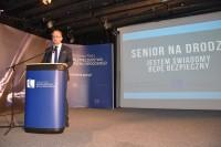 Konrad Romik, sekretarz Krajowej Rady Bezpieczeństwa Ruchu Drogowego