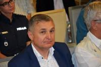 Roman Bańczyk, sekretarz Wojewódzkiej Rady BRD w Katowicach
