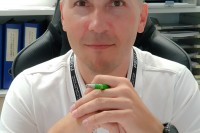 Piotr Leńczowski, instruktor techniki jazdy, prezes Zarządu Polskiego Stowarzyszenia Instruktorów Techniki Jazdy (PSITJ). Od 14 lat czynny instruktor, z wykształcenia pedagog, były policjant drogówki, kurator sądowy (fot. ze zbiorów autora)