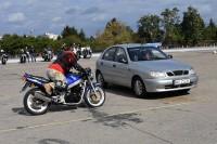 22 września 2018 r. w Warszawie odbył się I Motocyklowy Kongres BRD. Symulacja wypadku drogowego motocyklisty