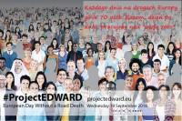 Projekt Edward (European Day Without Road Death) – Europejski Dzień Bez Ofiar Śmiertelnych na Drogach