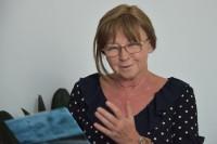 Bożenna Chlabicz, prezes Fundacji Zapobieganie Wypadkom Drogowym (organizator)
