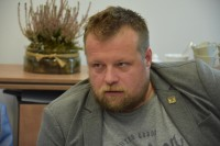 Filip Grega, instruktor, właściciel OSK w Szczecinie, prezes Fundacji SOS Odpowiedzialne Szkoły Jazdy