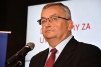 Andrzej Adamczyk, minister infrastruktury