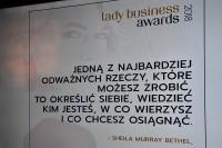 Gala II edycji Plebiscytu Lady Business Awards 2018