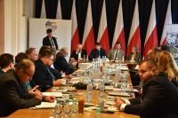 Uczestnicy konferencji, Warszawa - 21.10.2018 r. (Ministerstwo Infrastruktury)