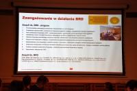 Fragment prezentacji Rafała Hrynyka (3M Poland)