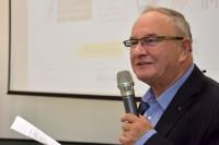 Otwarcie Seminarium, Andrzej Grzegorczyk, wiceprezes Fundacji Zapobieganie Wypadków Drogowych