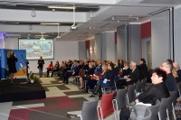 Uczestnicy konferencji podsumowującej, która odbyła się w Warszawie 30 listopada 2018 r. w Centrum Konferencyjnym NIMBUS