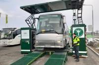 BEZPIECZNY AUTOKAR. Ferie 2019. Fot. Inspekcja Transportu Drogowego - materiały prasowe