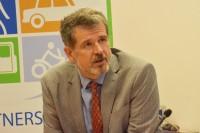 Partnerstwo dla Bezpieczeństwa Drogowego. Debata nt. bezpiecznego korzystania z UTO. Bank Światowy - Warszawa, 25.6.2019 r. (fot. Jolanta Michasiewicz)