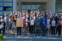 Warszawa, 11 czerwca 2019 r. Spotkanie sygnatariuszy Europejskiej Karty Bezpieczeństwa Ruchu Drogowego