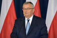 Hulajnogi i inne UTO. Na pytania odpowiada minister Andrzej Adamczyk