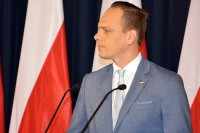 Sekretarz stanu Rafał Weber