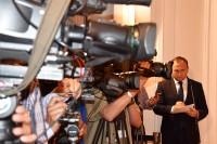 Szymon Huptyś, rzecznik prasowy Ministerstwa Infrastruktury