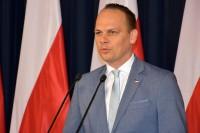 Ministerstwo Infrastruktury, 7.6.2019. Konferencja z udziałem wiceministra Rafała Webera