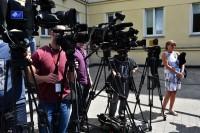 Komenda Główna Policji, 22.7.2019 - Konferencja prasowa (fot. Jolanta Michasiewicz)