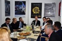 UTO. Posiedzenie grupy roboczej Partnerstwa dla Bezpieczeństwa Ruchu Drogowego. Warszawa, 17 lipca 2019 r. (fot. Jolanta Michasiewicz)