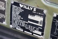 Kultowy jeep. Willys MB – w naszym obiektywie (fot. Jolanta Michasiewicz)
