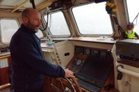 Wojciech Pasieczny: mówi podróżnik, pasjonat żeglarstwa, Wojciech Pasieczny. W Europie 35 i więcej stopni, a tam… spadł śnieg! To gdzie jest nasz ekspert?