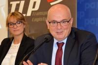 """Maciej Wroński, prezes Związku Pracodawców """"Transport i Logistyka Polska"""""""