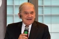 Prof. Peter Klaus ekspert w dziedzinie usług logistycznych