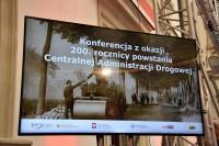 Zamek Ujazdowski w Warszawie, Konferencja z okazji 200. rocznicy powstania Centralnej Administracji Drogowej (fot. Jolanta Michasiewicz)