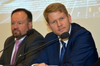 Maciej Starzyk, starszy menedżer w zespole ds. transportu i logistyki w PwC