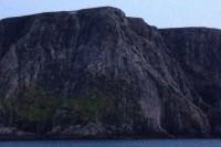 Nardkapp, przylądek wysunięty najbardziej na północ Europy