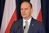 Rafał Weber, podsekretarz stanu w ministerstwie infrastruktury