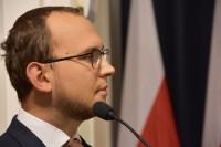 Szymon Huptyś, rzecznik prasowy w Ministerstwie Infrastruktury
