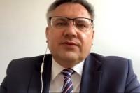 Mirosław Suchoń, poseł na Sejm RP, członek Sejmowej Komisji Infrastruktury