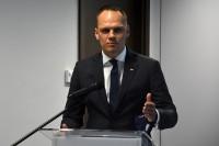 Rafał Weber, sekretarz stanu w Ministerstwie Infrastruktury