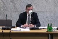 Podkomisja nadzwyczajna Komisji Infrastruktury. Posiedzenie dn. 15.12.2020 r. (fot. screen)