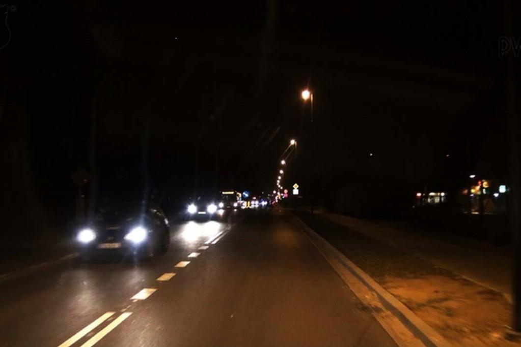 PYTANIE EGZAMINACYJNE: Nocna jazda i szczególna ostrożność
